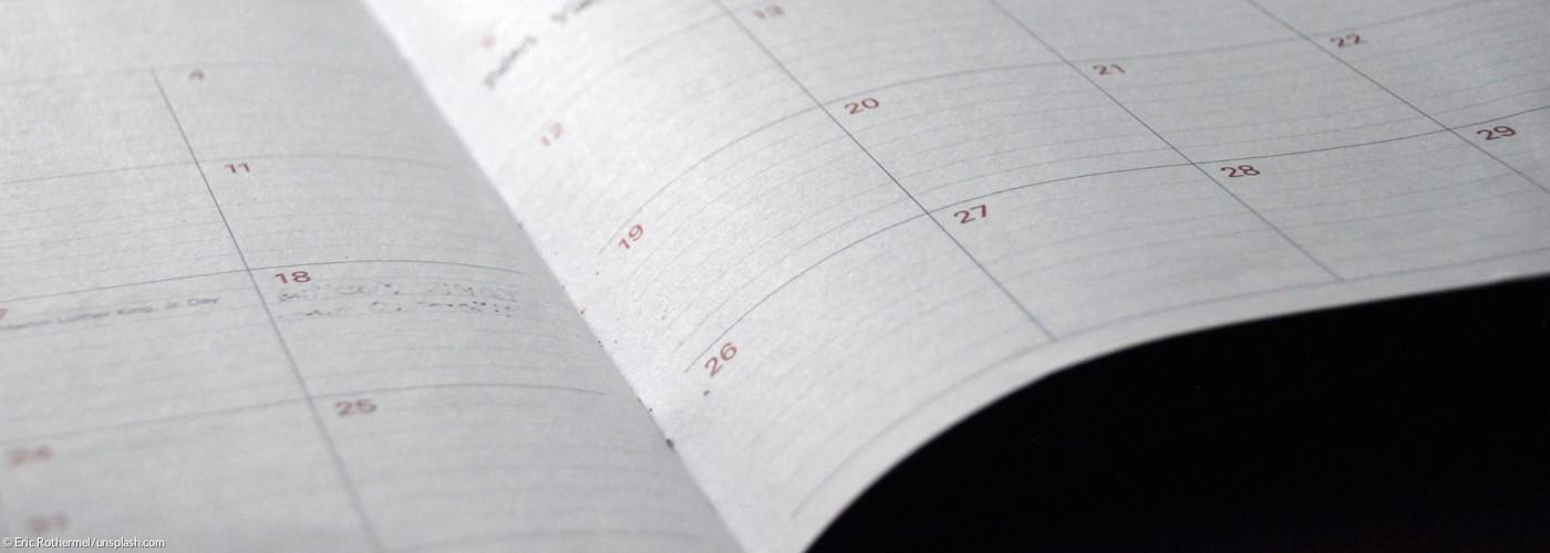 Kalenderseiten